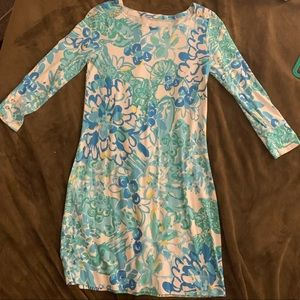 Lilly Pulitzer 50+ SPF Sophie Dress- In A Pinch